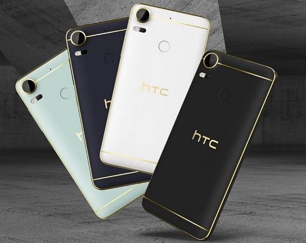 HTC Desire 10 Pro Launch