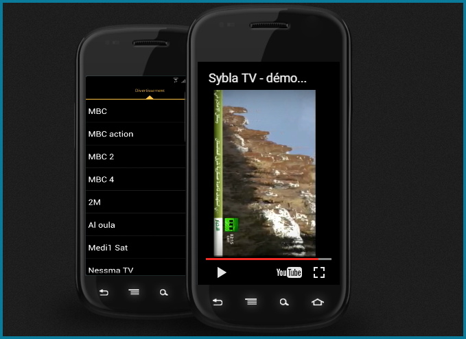 Sybla TV Android download