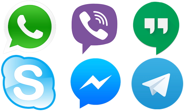 Apps like Whatsapp messenger list