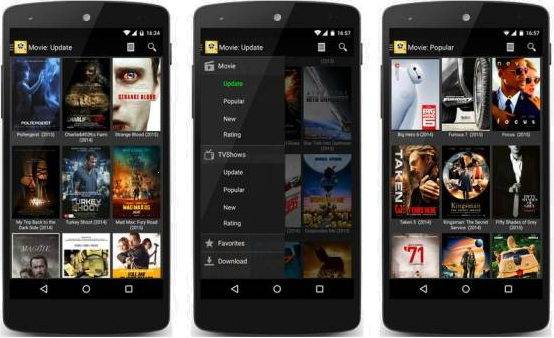 Movie HD Android App Download