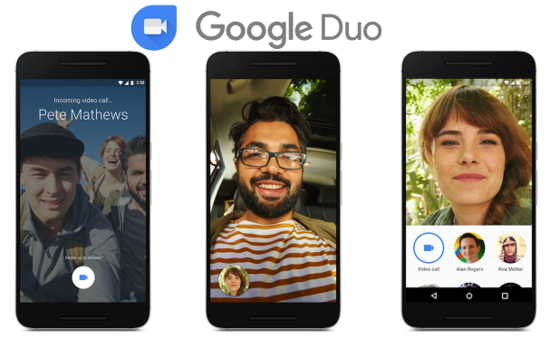 Characteristics of Google DUO