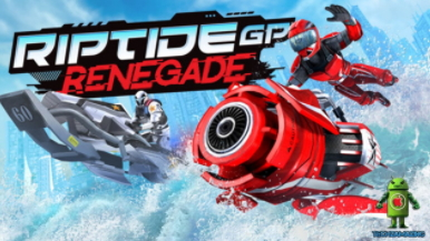 Riptide GP series game